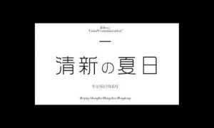 简约 I 个性 I 大方的经典日式字体库