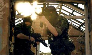 视觉特效逼真!电影枪战、爆炸特效等高清视频素材包