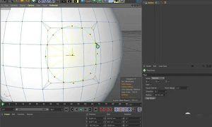 C4D插件-快速钻孔挖洞工具 PolyCircle v1.6 For Cinema 4D