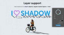 PS插件:逼真投影拖尾阴影插件 Win/Mac + 使用教程