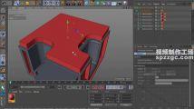 C4D硬表面建模神器,原来布尔建模如此简单