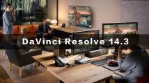 达芬奇DaVinci Resolve 14最后稳定版本14.3