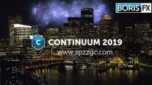 Nuke/达芬奇/OFX视觉特效+转场BCC插件包Continuum 2019 v12.5.2 Win/M...