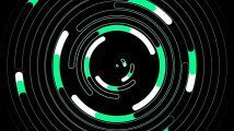 彩色图形遮罩蒙板转场动画视频素材39个带透明通道