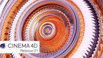 MAXON Cinema 4D R21.115 Win/Mac三维软件英文/中文破解版