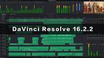 软件更新 | 达芬奇DaVinci Resolve 16.2.2