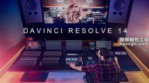 DaVinci 14达芬奇调色入门提高训练视频教程